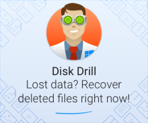 Disk Drill - Recovery Deleted Files
