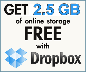 Dropbox Free Storage from DFW Nerd Herd