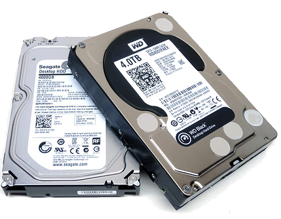 Seagate Desktop HDD 4TB vs WD Black 4TB Hard Drive Review